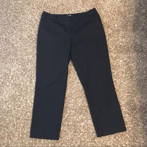 APT.9 Black Capri Pants